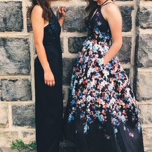 Prom dress (right)